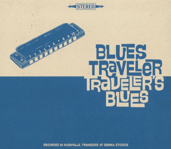 Traveler's Blues (CD)