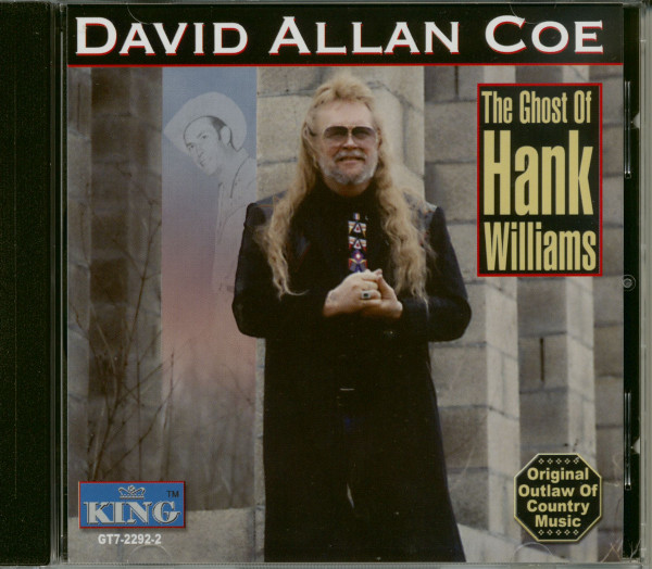 The Ghost Of Hank Williams (CD)