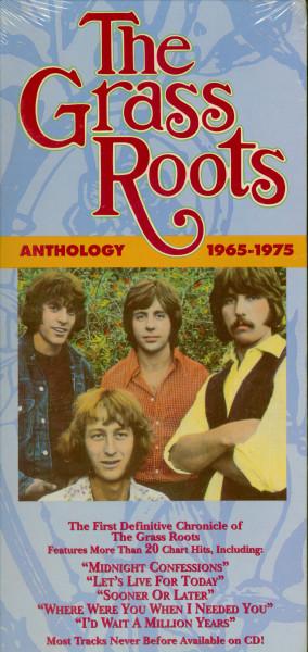 Anthology (2-CD Longbox)