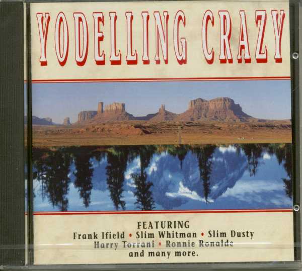Yodelling Crazy (CD)