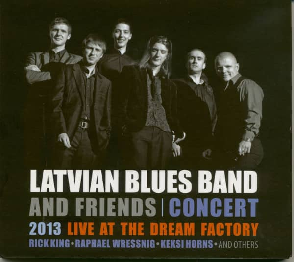 Live At Dream Factory 2013 (CD Album)