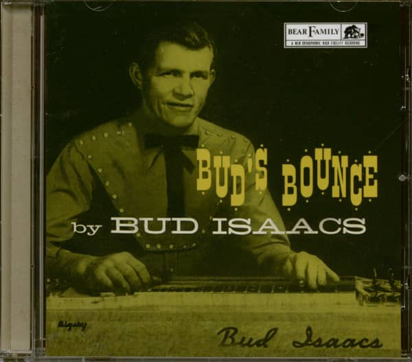 Bud's Bounce (CD)