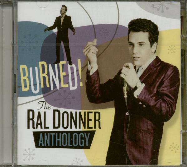 Burned - The Ral Donner Anthology (2-CD)