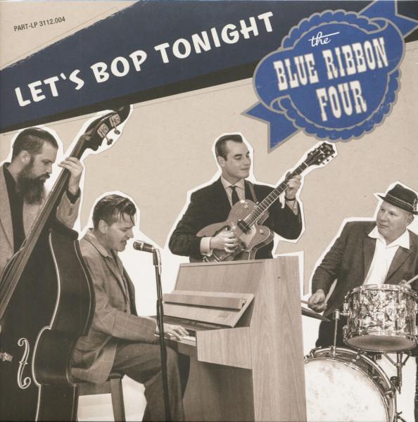 Let's Bop Tonight (LP)