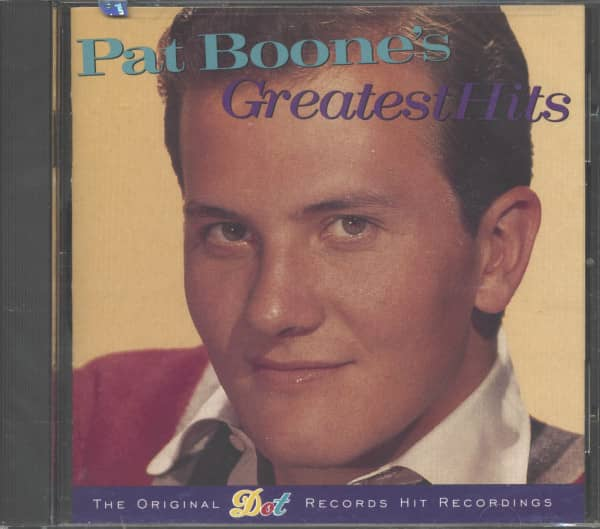Pat Boone's Greatest Hits (CD)