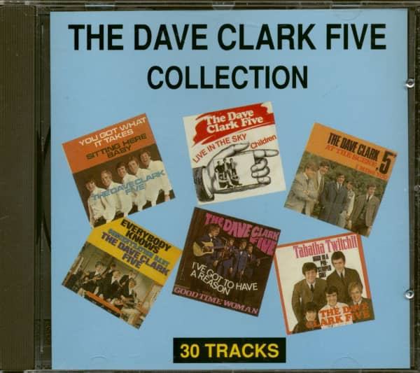 The Dave Clark Five Collection (CD)