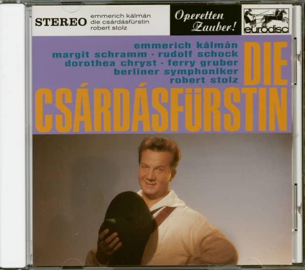 Die Csardasfürstin - Höhepukte (CD)