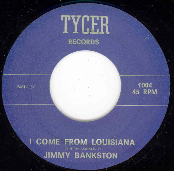 I Come From Louisiana - Blue Eyes Cryin.. 7inch, 45rpm