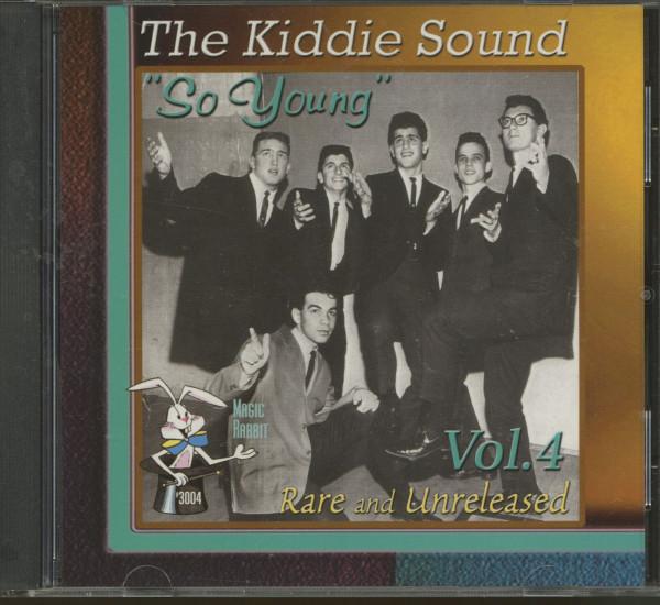 The Kiddie Sound, Vol.4 (CD)