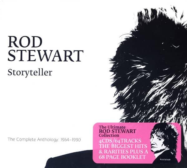 Storyteller - Anthology 1964-1990 (4-CD)