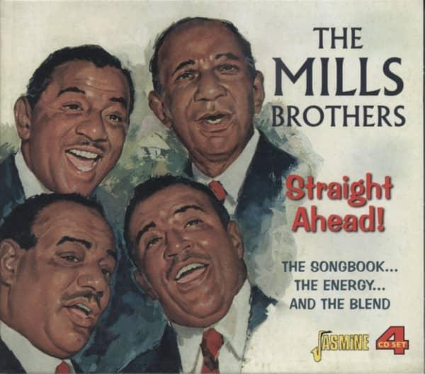Straight Ahead! (4-CD)