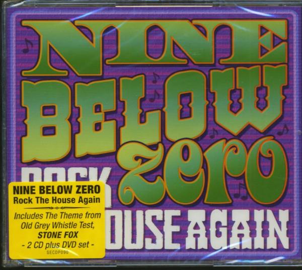 Rock The House Again (2-CD & DVD)