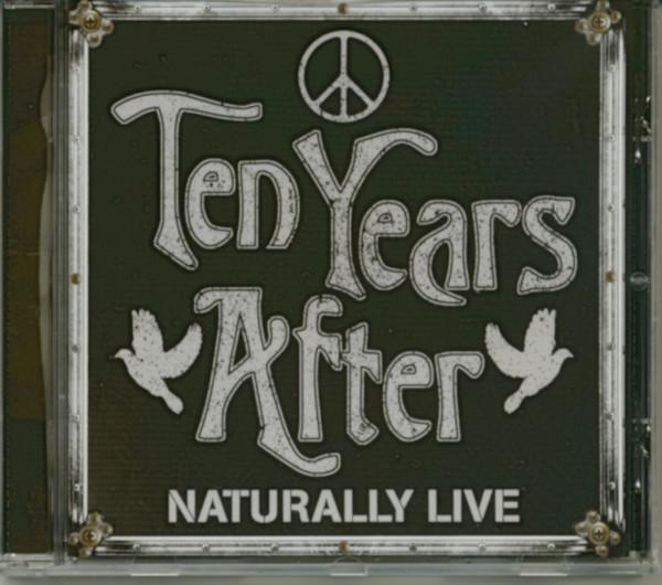 Naturally Live (CD)