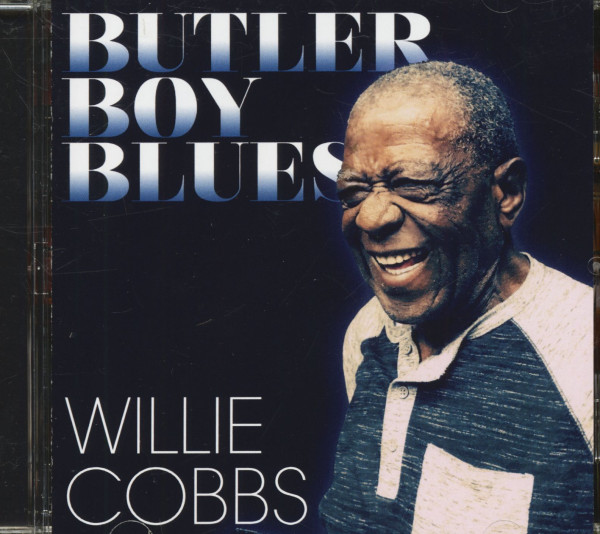 Butler Boy Blues (CD)