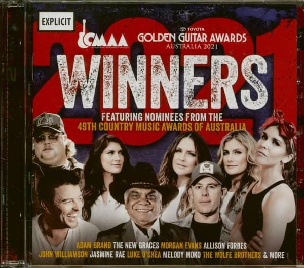 CMAA Winners 2021 (2-CD)