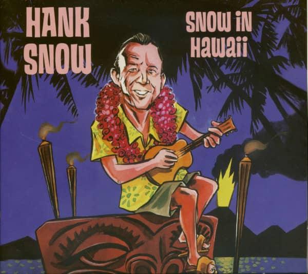 Snow In Hawaii (CD)