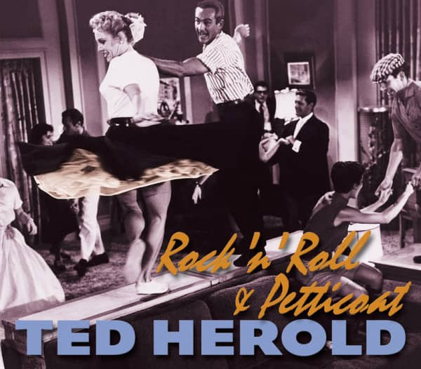Rock 'n' Roll & Petticoat Single-CD