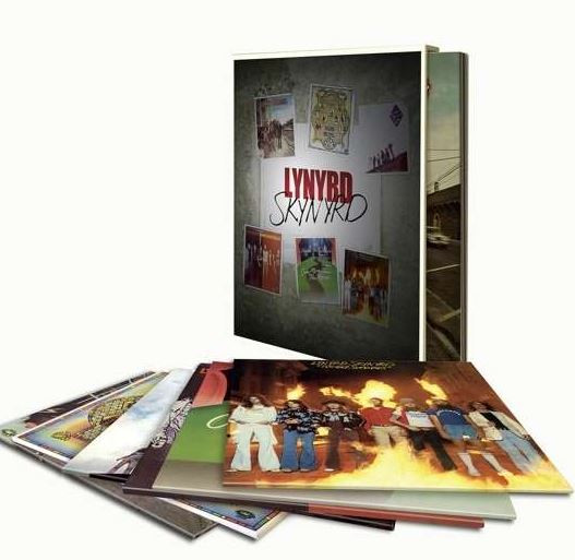Lynyrd Skynyrd (7-LP Box, 180g Vinyl, Ltd.)