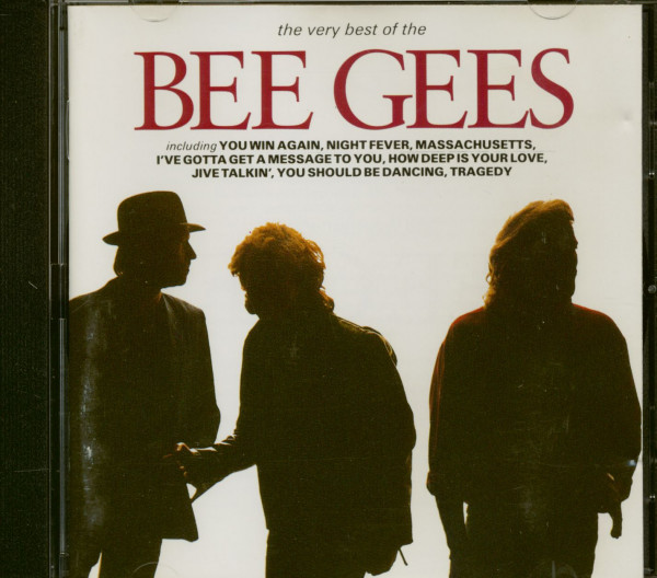 The Very Best Of The Bee Gees (CD)