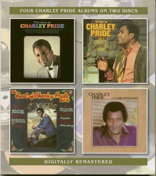 Best of Charley Pride - Greatest Hits (2-CD)