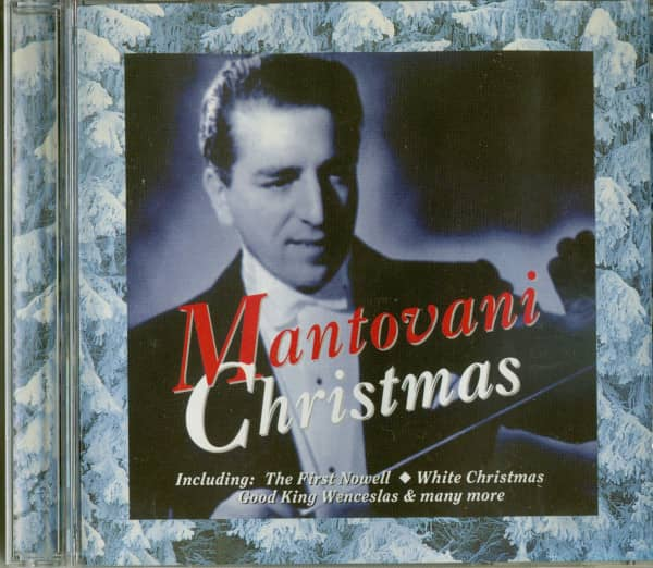 Mantovani Christmas (2nd Pressing)