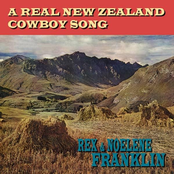 A Real New Zealand Cowboy Song