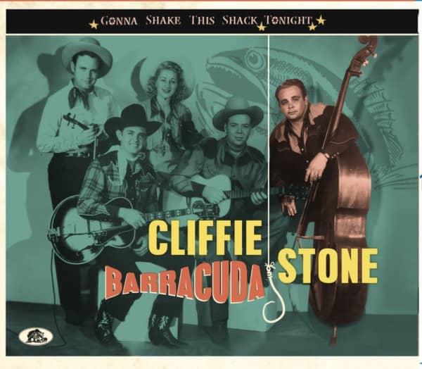 Gonna Shake This Shack Tonight - Barracuda (CD)
