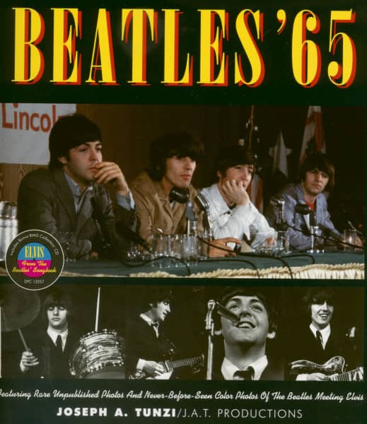 Beatles '65 (including Elvis Presley CD) - Joseph A. Tunzi