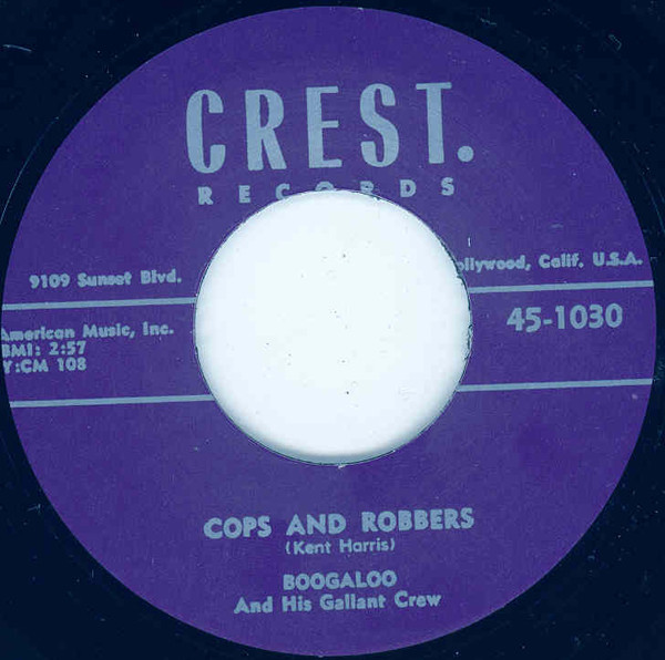 Cops & Robbers - Clothes Line 7inch, 45rpm