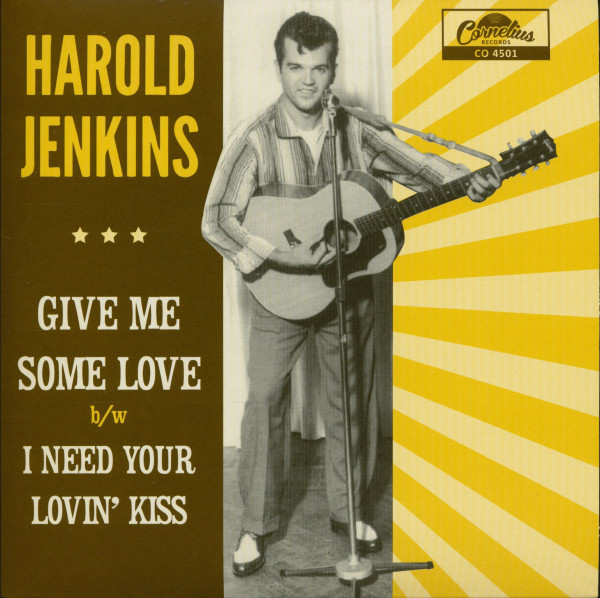 Give Me Some Love - I Need Your Lovin' Kiss (7inch, 45rpm)