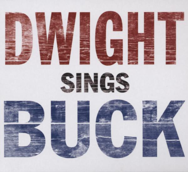 Dwight Sings Buck (US Slipcase)