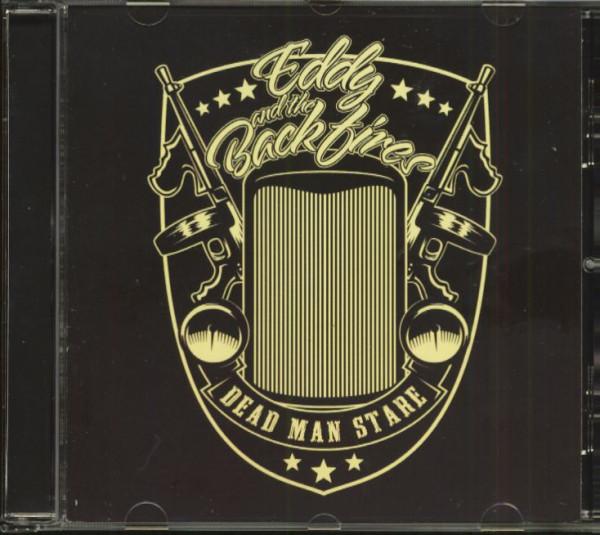 Dead Man Stare (CD)
