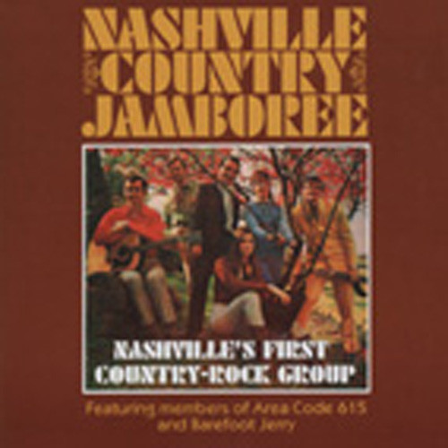 Nashville's First Country Rock Group