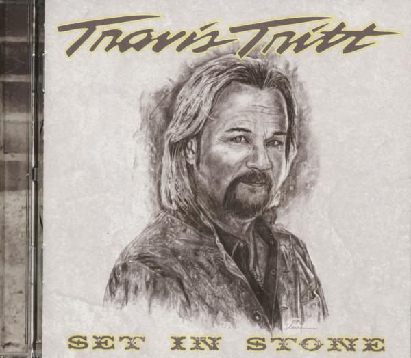 Set In Stone (CD)