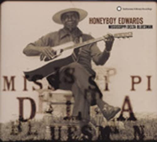 Mississippi Delta Blues Man