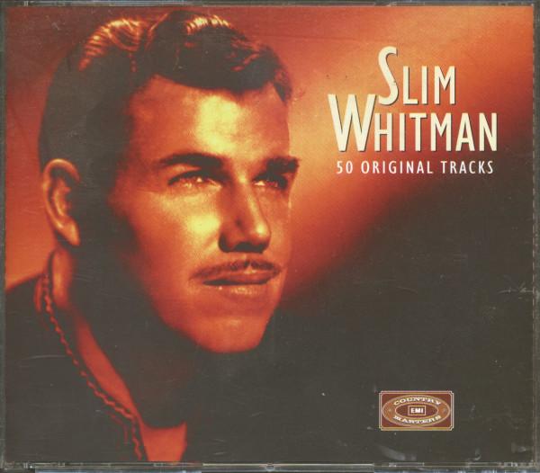 Slim Whitman - 50 Original Tracks - EMI Country Masters (2-CD)