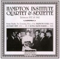 Hampton Institute Quartet & Sextet