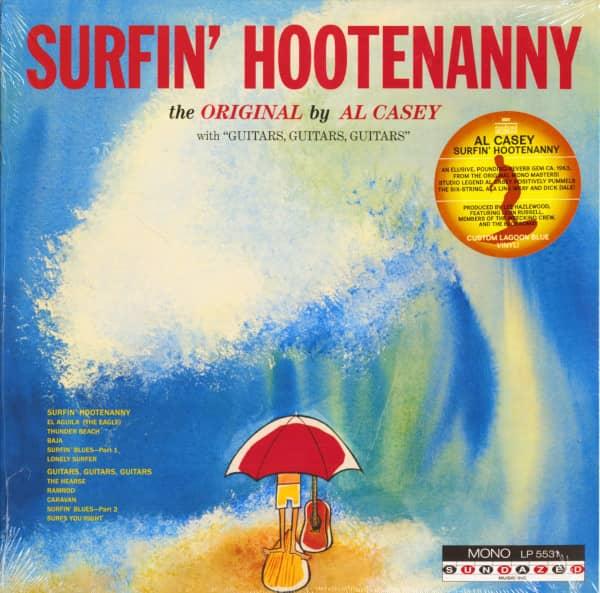 Surfin' Hootenanny (LP, Ltd.)