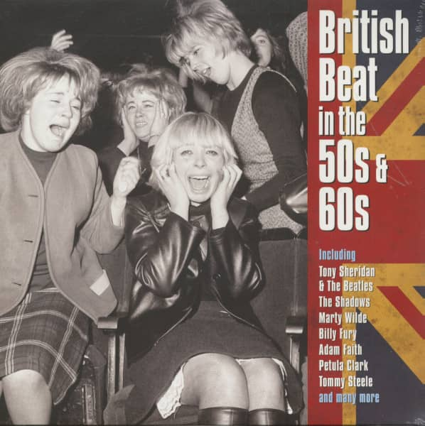 British Beat In The 50s And 60s (LP)