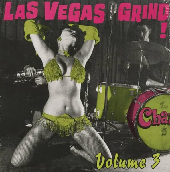 Vol.3 (LP) Las Vegas Grind