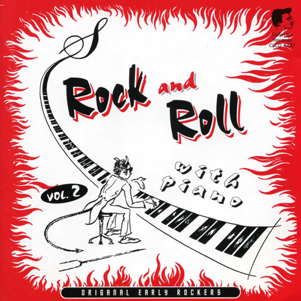 Rock'n'Roll with Piano (CD)