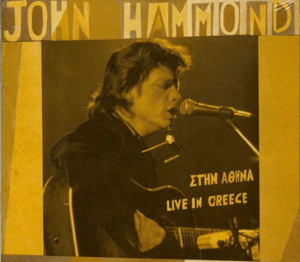 Live In Greece