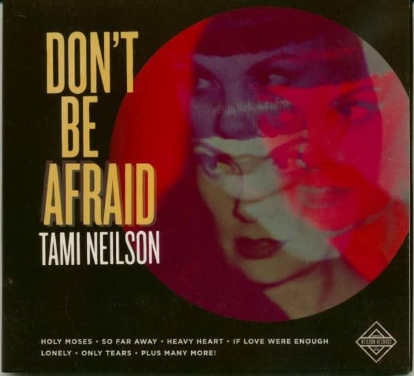 Don't Be Afraid (CD)