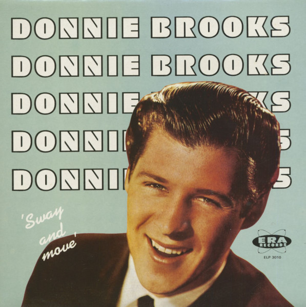 Sway And Move with Donnie Brooks (LP)