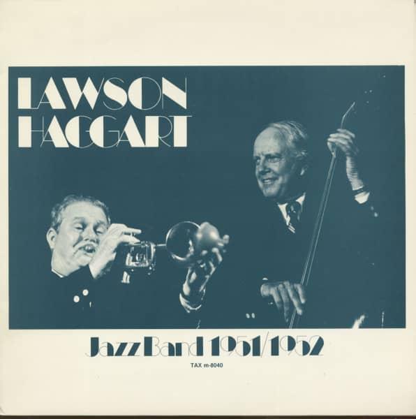 Lawson-Haggart Jazz Band 1951 - 1952 (LP)