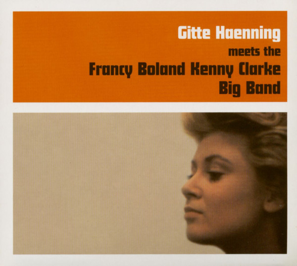 Meets The Francy Boland Kenny Clarke Big Band (CD)