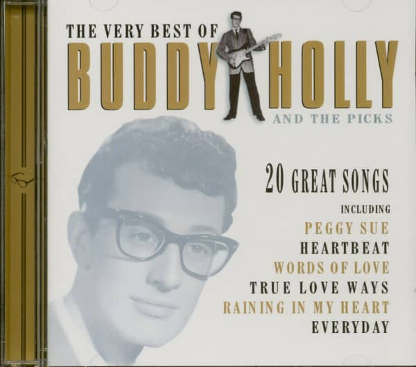 The Best Of Buddy Holly And The Picks (CD)