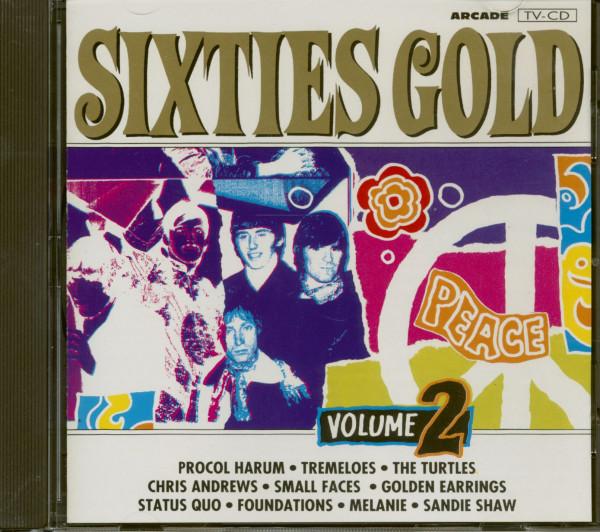 Sixties Gold Vol.2 (CD)