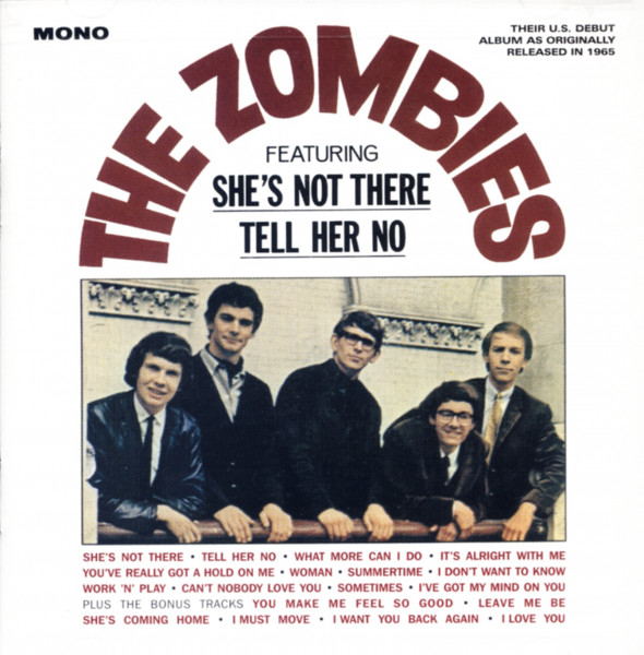The Zombies...plus