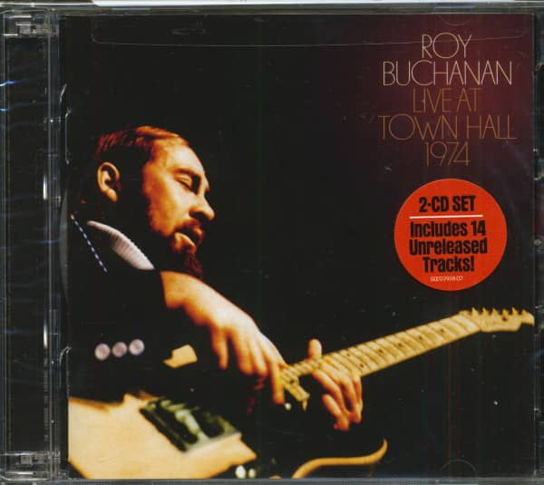 Live At Town Hall 1974 (2-CD)